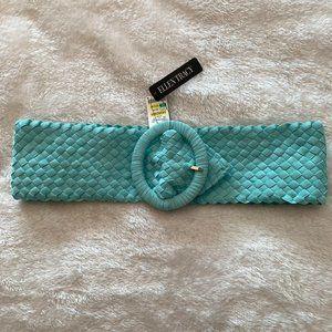 Ellen Tracy New Mint Green Belt Medium-Large